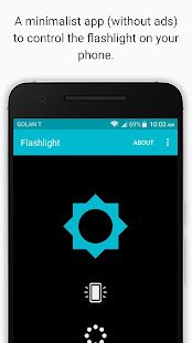 Torch: Ultimate Mobile Flashlight (No Ads)