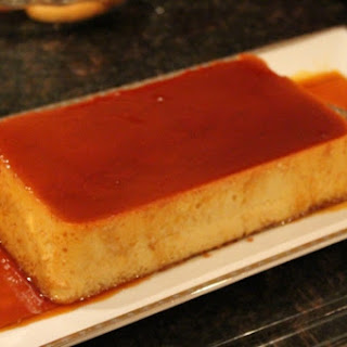 Legendary Flan Recipe