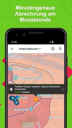 Parkmobile Handy Parken screenshot 7