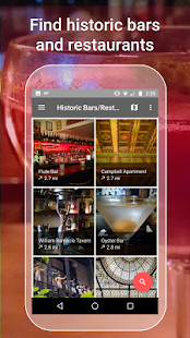 NYC Bars: Guide to Speakeasies and Historic Bars Screenshot