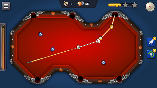 8 Ball Pool Trickshots apktreat screenshots 2