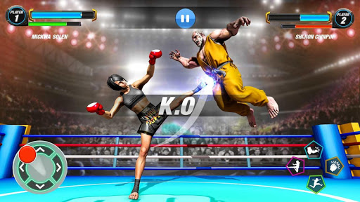Bodybuilder Fighting Champion: Real Fight Games android2mod screenshots 16