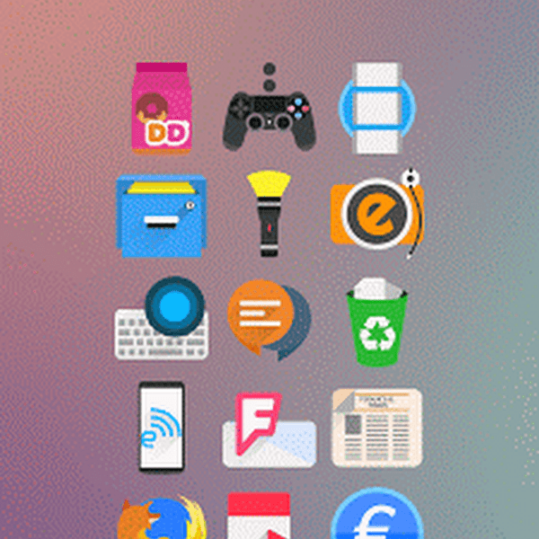 Rewun - Icon Pack v9.0.0