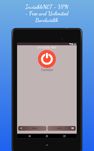 Invisible NET Free VPN – Fast VPN proxy App Download For Android 8