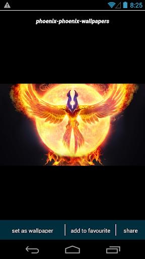 Phoenix Mythology Wallpapers