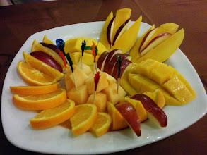 Photo: Fruit Platter