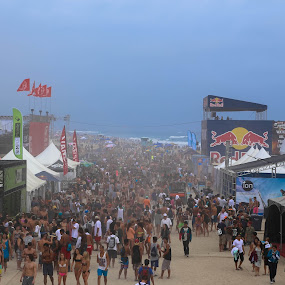 US Open of Surfing 2013 by Scott Murphy - News & Events Sports (  )