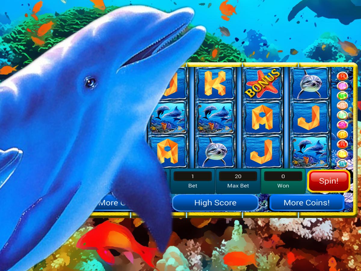dolphin slot machine