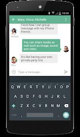 chomp SMS Screenshot 2