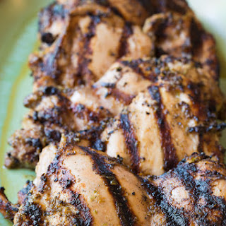 Jerk Chicken Thighs Recipes