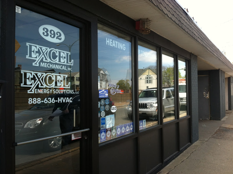 Photo: Excel Mechanical in Somerville, MA proudly displaying their BBB Accreditation