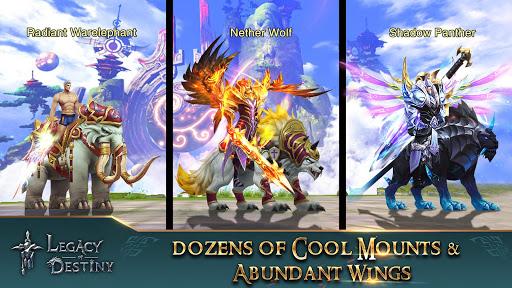 Legacy of Destiny - Most fair and romantic MMORPG 1.0.12 screenshots 4
