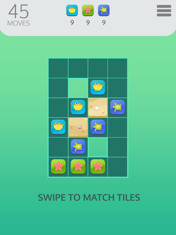 Three Swipes- screenshot