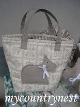 Photo: handbag con scottish terrier appliqué