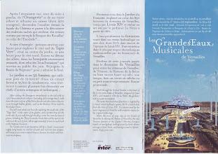 Photo: #005-Les Grandes Eaux Musicales