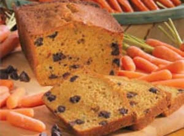 Chocolate Chip Carrot Bread Recipe