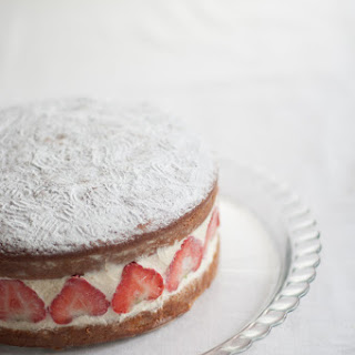 Victoria Sandwich Cake.