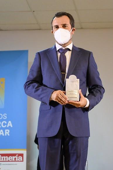 El Premio Innovación Comarca de Níjar es para Cardial Recursos Alternativos.