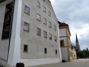 Photo: Vaduz - Städtle, National Museum