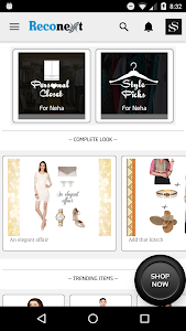 ReconeXt with Shoppers Stop screenshot 0