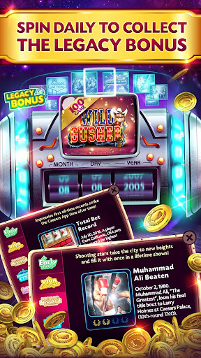 Caesars Slots: Free Slot Machines and Casino Games  gameplay | by HackJr.Pw 5