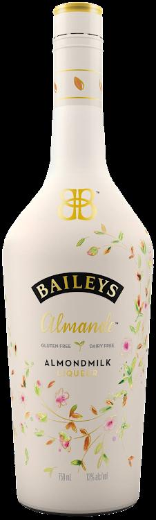 Logo for Baileys Almond