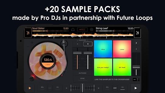 edjing Mix – Free Music DJ app 3