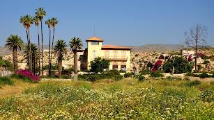 Cortijo Góngora, ubicado en la zona de La Molineta