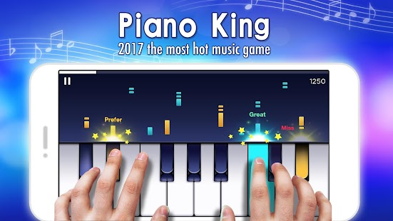 Pianist (Piano King) - Keyboard with Music Tiles screenshot