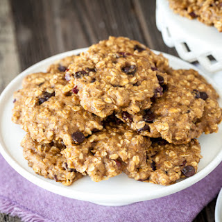 Oatmeal Cherry Chocolate Chip Cookies.