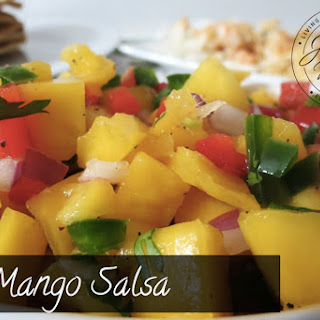 Mango Salsa Orange Juice Recipes