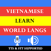 Vietnamese Learn World Langs