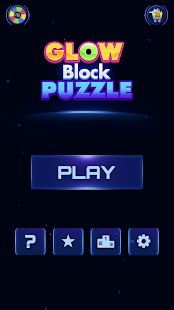 Download Glow Block Puzzle: Free Color Jewel Games 2019 For PC Windows and Mac apk screenshot 1
