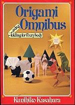 Photo: Origami Omnibus Kasahara, Kunihiko, Japan Publications, 1988  ISBN 087040699X, cardback, 384pp  180 x 260 mm  (Original)