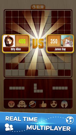 Woody Battle Block Puzzle Dual PvP 3.0.8 screenshots 1