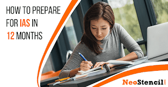 How to prepare for UPSC in 12 months