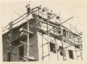 Photo: El Mesón en Construcción