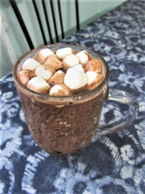 Thomas Jefferson Hot Chocolate
