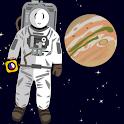 Moon Jailbreak Warriors - Stickman Moon Adventure icon