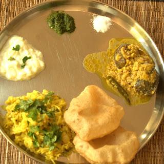 Spiced Rice – Maharashtrian Style Pulav