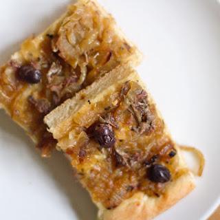PissaladièRe Recipe