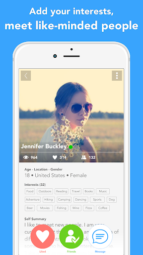 B-Messenger Video Chat screenshot 14