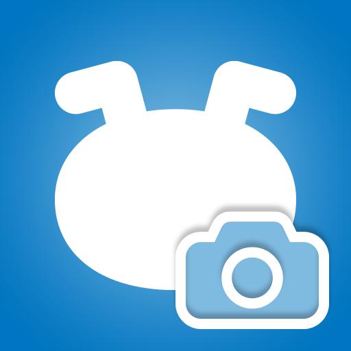 表紙になれる いぬのきもちカメラ (app)