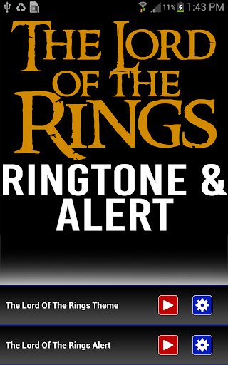 The Lord of the Rings Theme