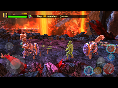 ShaqFu: A Legend Reborn Screenshot