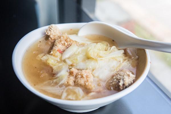 |食|台南小吃四十三 新營有餘fish 酥脆的土魠魚羹