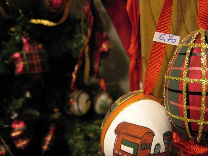 Natale in negozio di JURIX