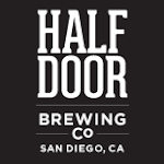 Logo for Half Door Brewing Company