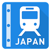 Japan Railway Map [FREE]