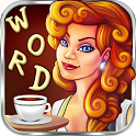 Spell Cafe Hot Chef Serving - Letterbox Puzzles icon